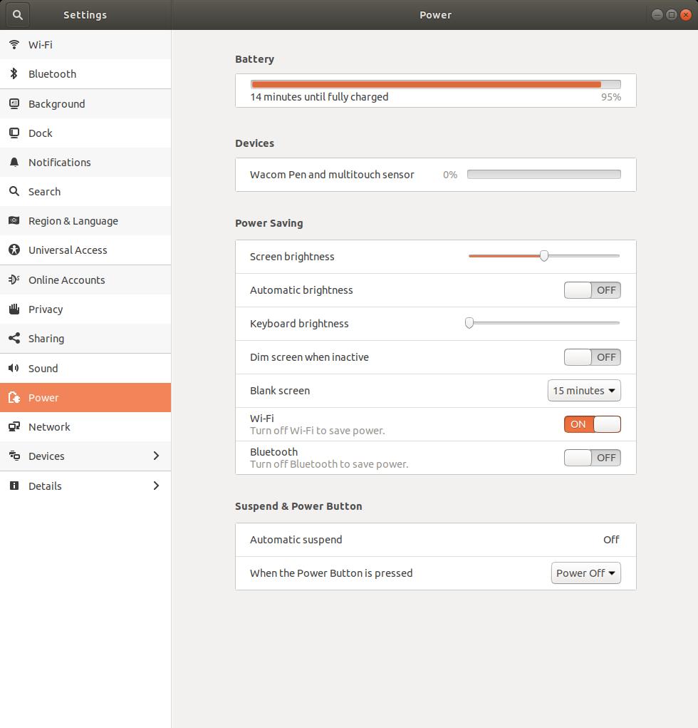 Installing Ubuntu on a Lenovo X1 Yoga 3 – WJD Open Notebook